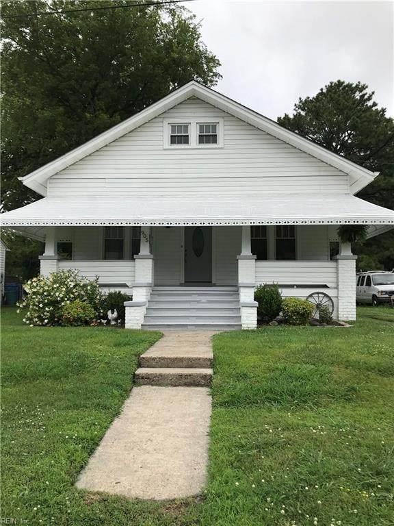 905 Bainbridge Blvd, Chesapeake, VA 23324 (#10327179) :: Atkinson Realty