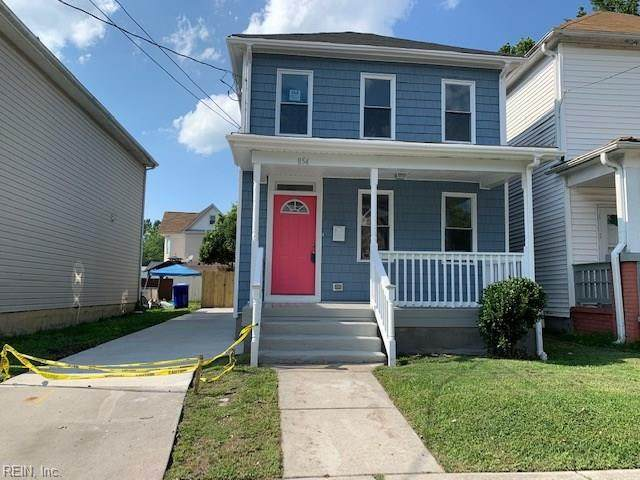 854 Fremont St, Norfolk, VA 23504 (#10327202) :: Berkshire Hathaway HomeServices Towne Realty