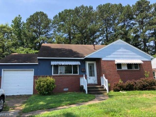 5565 Princess Anne Rd, Virginia Beach, VA 23462 (#10327370) :: Atkinson Realty