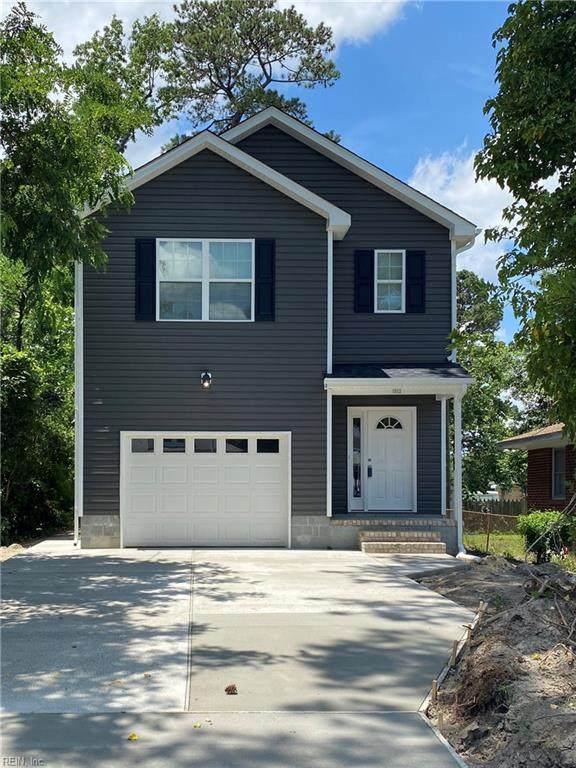 1612 Jackson Ave, Chesapeake, VA 23324 (#10327386) :: Atkinson Realty