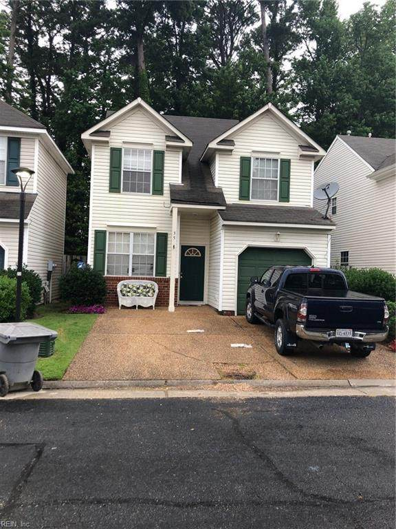 35 Lavender Trce, Hampton, VA 23663 (#10327642) :: AMW Real Estate