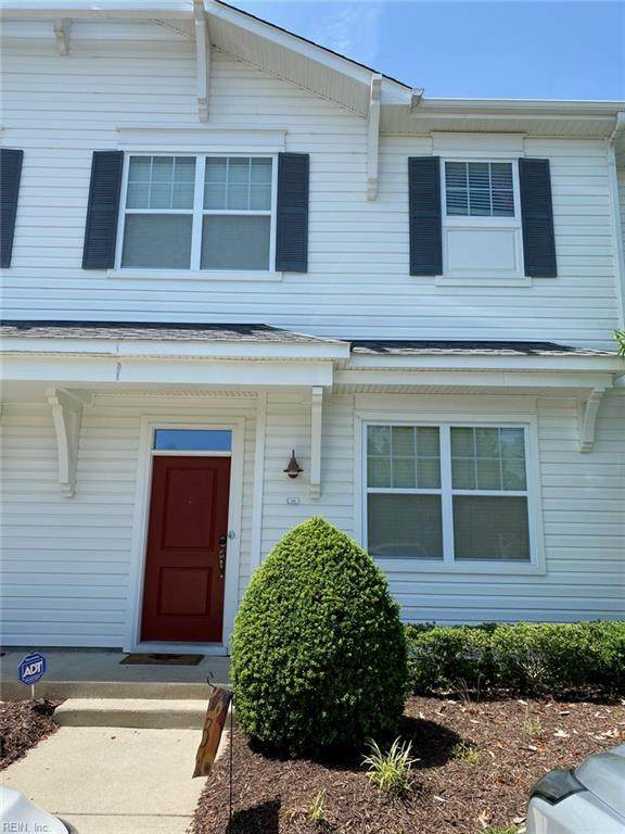 1521 Pucknall Dr #2, Chesapeake, VA 23320 (MLS #10327804) :: AtCoastal Realty
