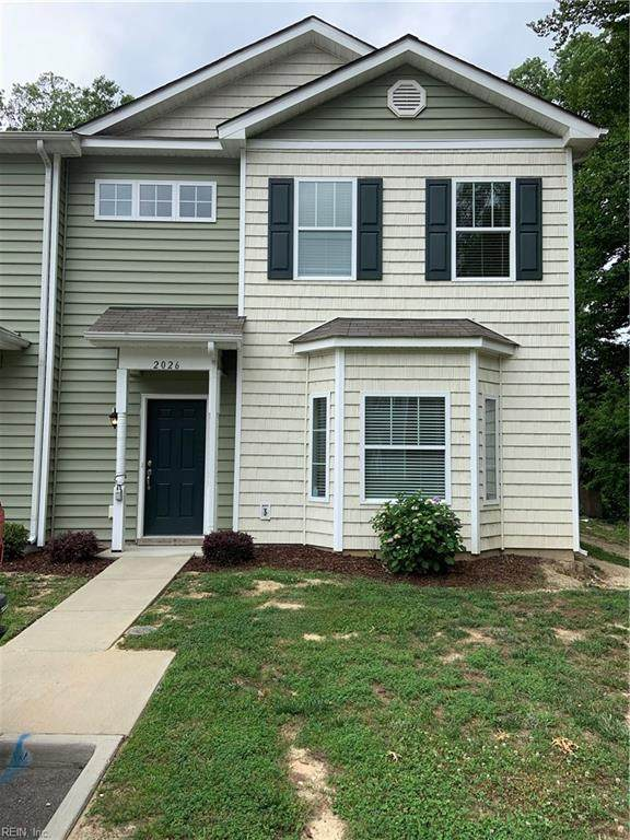 2026 Genevieve Trl, James City County, VA 23185 (#10328433) :: Berkshire Hathaway HomeServices Towne Realty