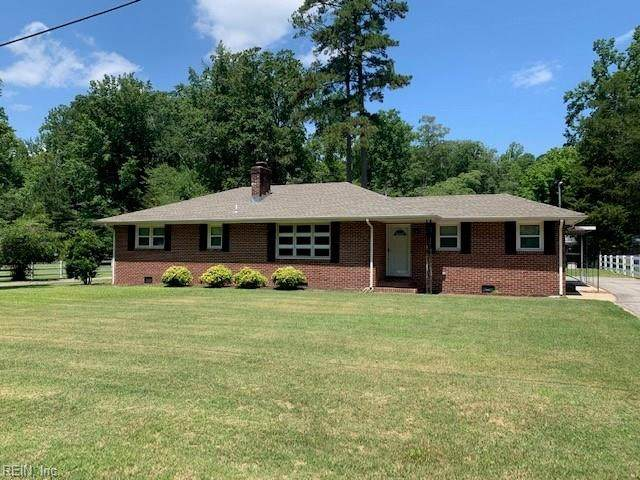 26461 Pinehaven Rd, Southampton County, VA 23837 (#10328505) :: Rocket Real Estate