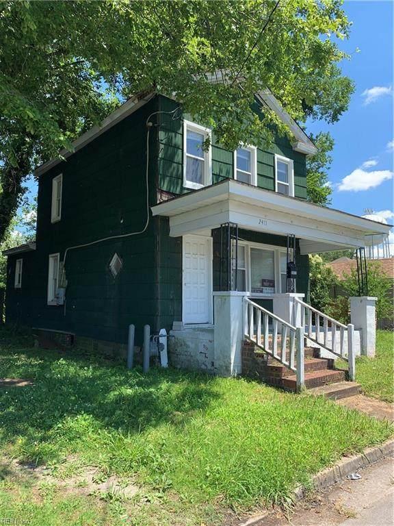 2411 Chestnut St, Portsmouth, VA 23704 (#10328930) :: Berkshire Hathaway HomeServices Towne Realty