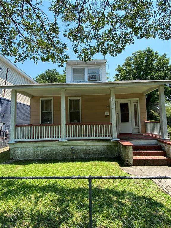 3210 Lens Ave, Norfolk, VA 23509 (#10328951) :: Community Partner Group