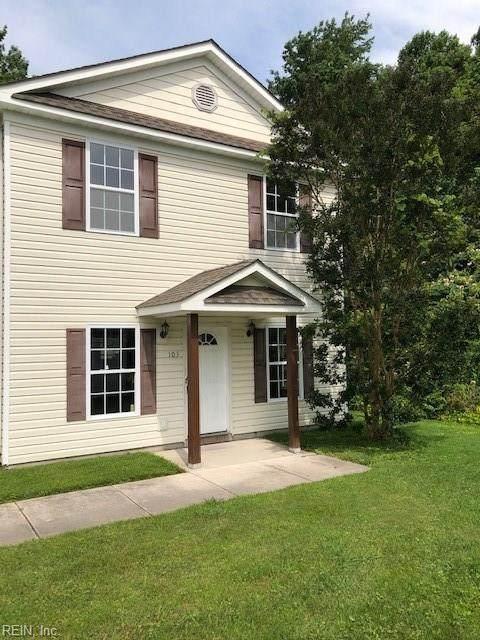 3908 Prominence Pl #103, Virginia Beach, VA 23452 (#10328961) :: The Kris Weaver Real Estate Team