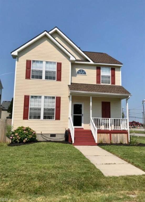 500 Tuskegee Ave, Chesapeake, VA 23320 (#10328997) :: AMW Real Estate