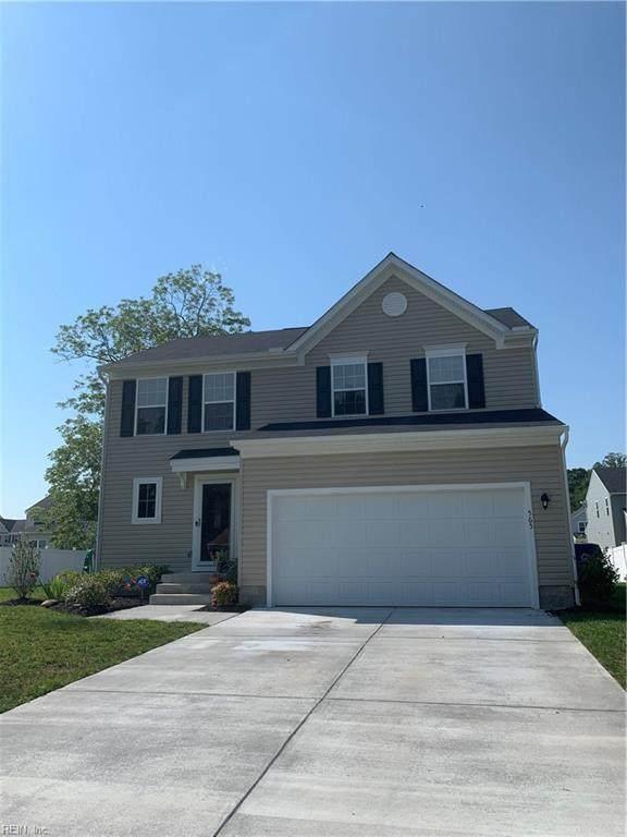 565 Colony Rd, Newport News, VA 23602 (#10329098) :: Abbitt Realty Co.