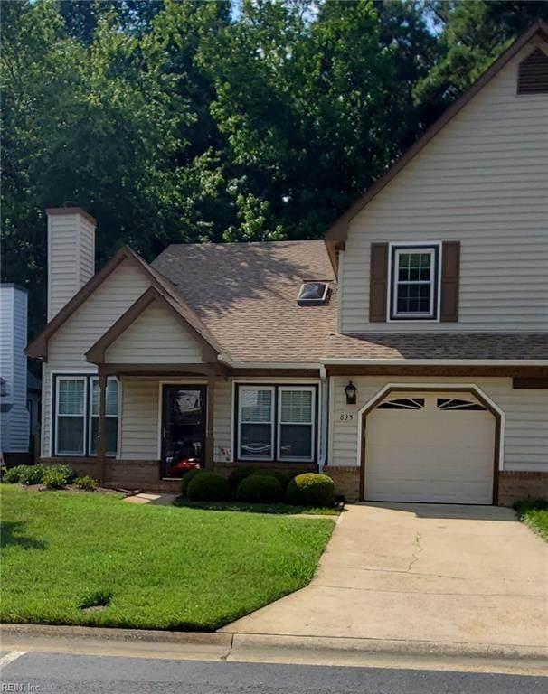 835 Rivanna River Rch, Chesapeake, VA 23320 (#10329361) :: The Kris Weaver Real Estate Team