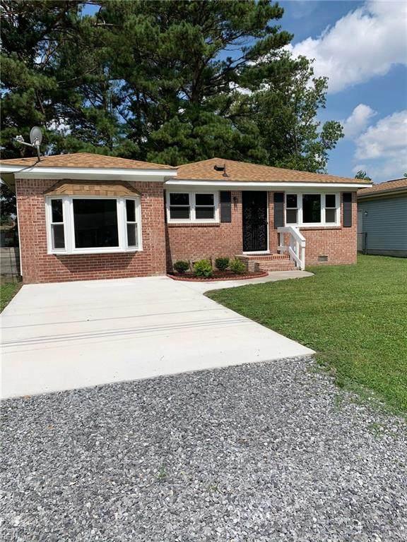 1603 Linden Ave, Chesapeake, VA 23325 (#10329368) :: Berkshire Hathaway HomeServices Towne Realty