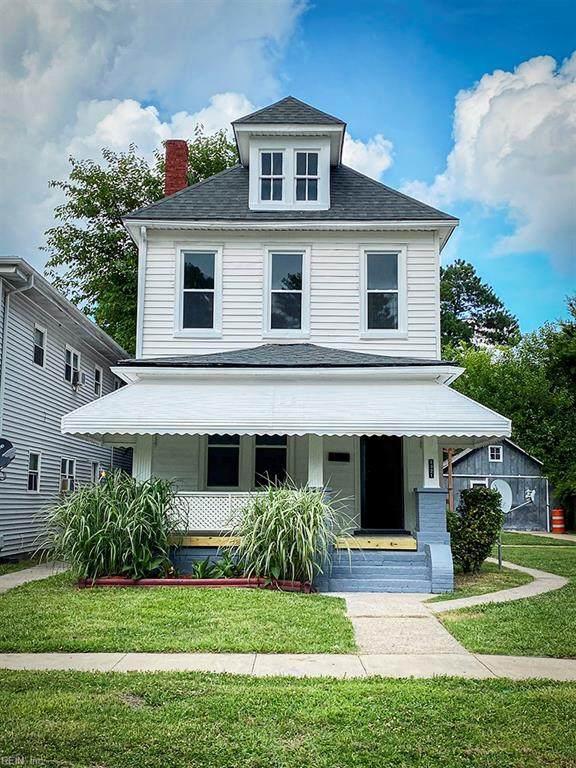 1321 Seaboard Ave, Chesapeake, VA 23324 (MLS #10329715) :: AtCoastal Realty
