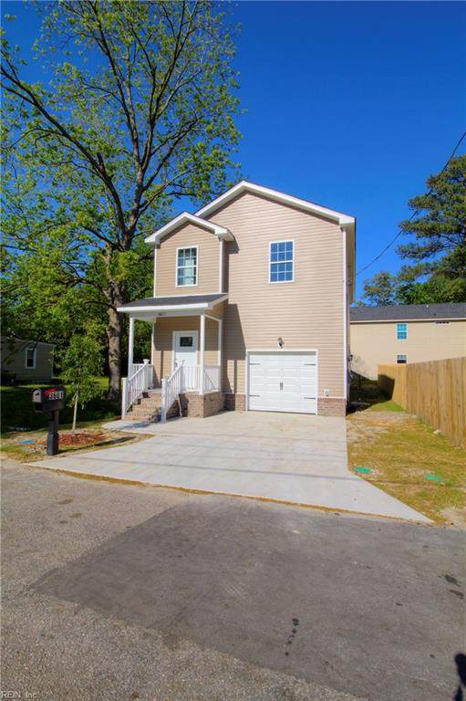 1124 Quash St A, Hampton, VA 23669 (#10329928) :: Berkshire Hathaway HomeServices Towne Realty