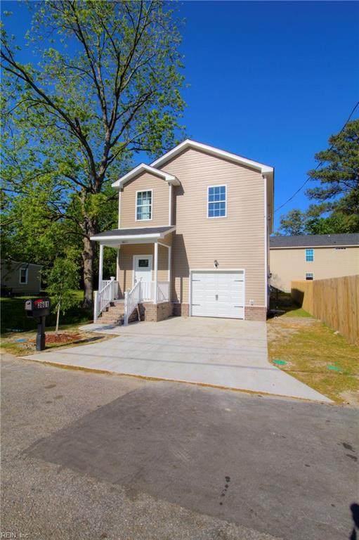 611 South St, Hampton, VA 23669 (#10329931) :: AMW Real Estate