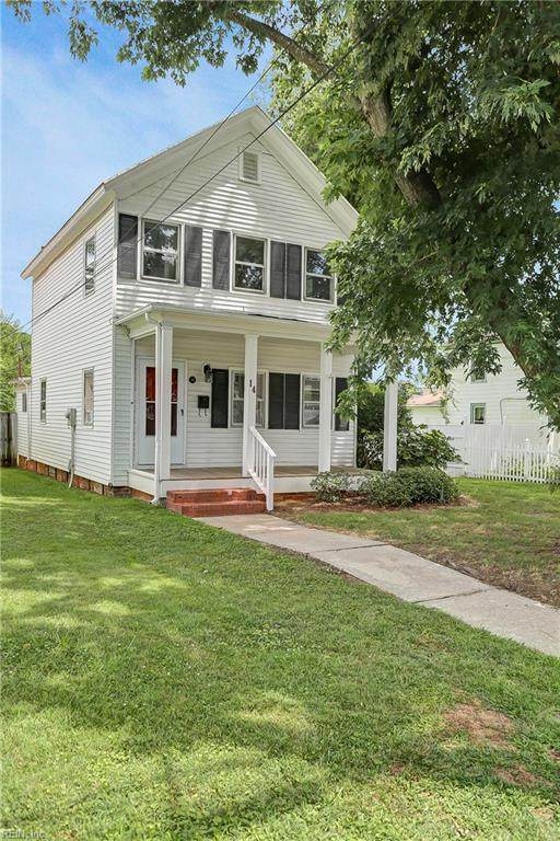 14 Myrtle St, Hampton, VA 23669 (#10329942) :: Berkshire Hathaway HomeServices Towne Realty