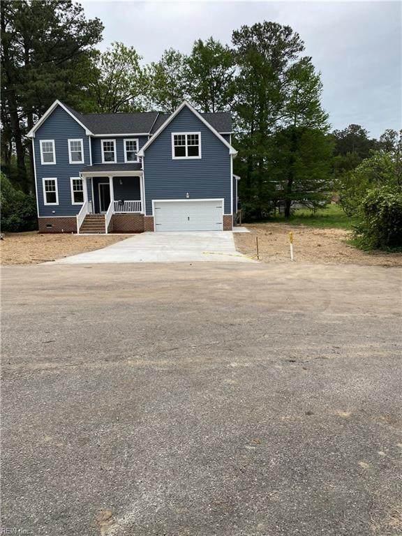 534 Taliaferro Rd, Newport News, VA 23603 (#10330508) :: AMW Real Estate