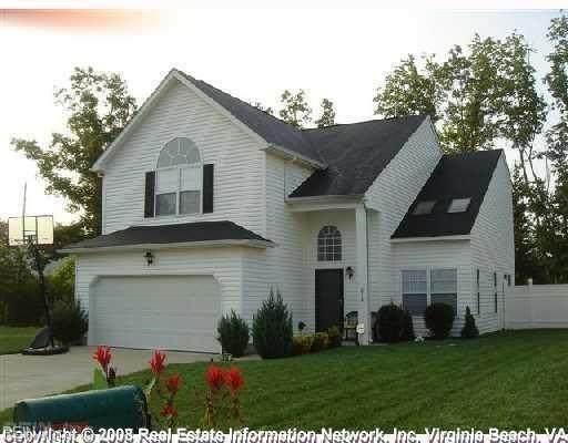 616 Cheeseman Ct, Newport News, VA 23608 (#10330529) :: AMW Real Estate