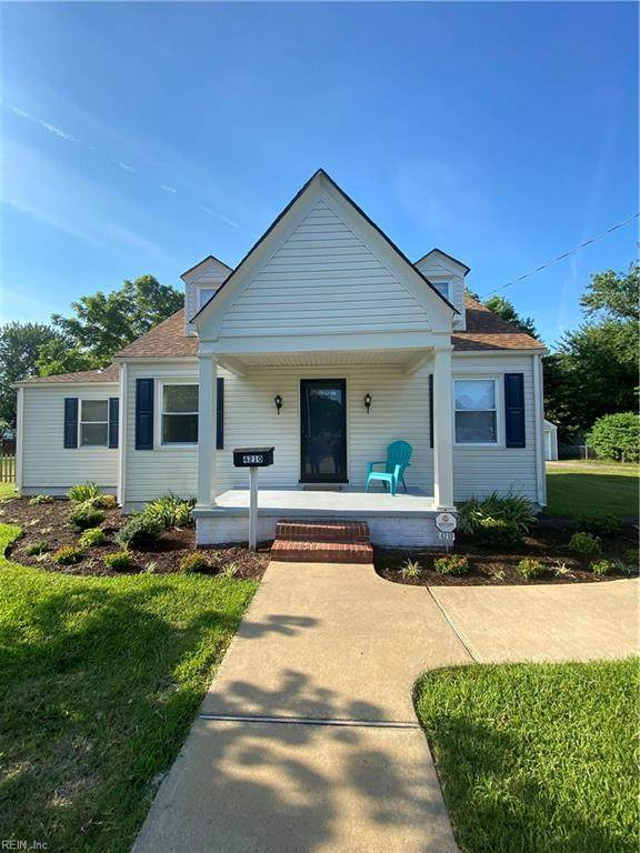 4210 Griffin St, Portsmouth, VA 23707 (#10330881) :: Rocket Real Estate