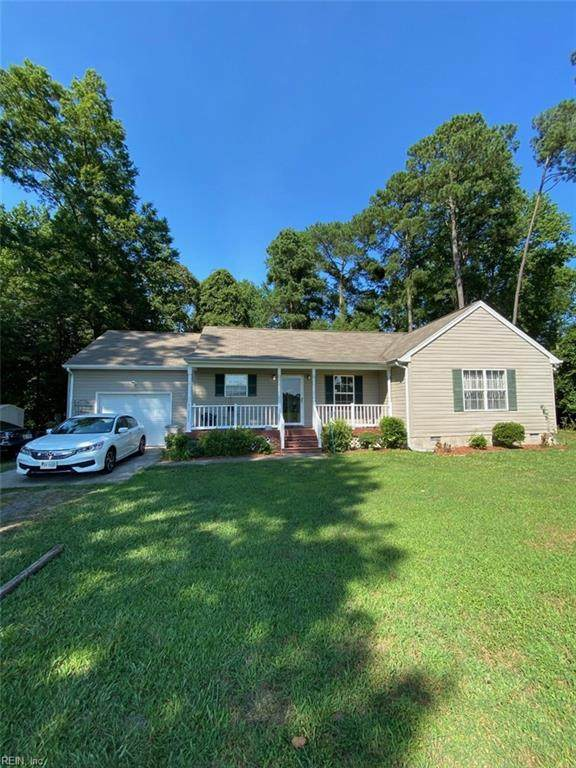 12823 Nike Park Rd, Isle of Wight County, VA 23314 (#10330929) :: RE/MAX Central Realty
