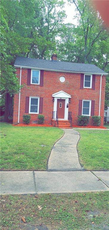 56 Stratford Rd, Newport News, VA 23601 (#10331027) :: AMW Real Estate