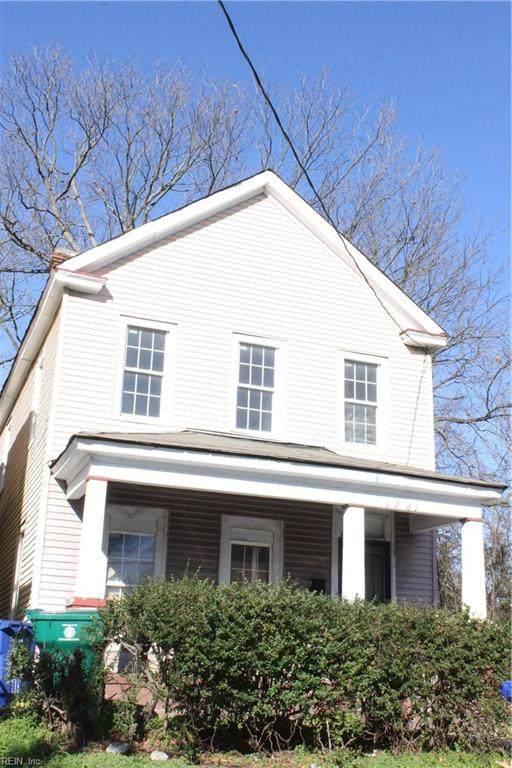 1221 29th St, Newport News, VA 23607 (#10331061) :: Atkinson Realty
