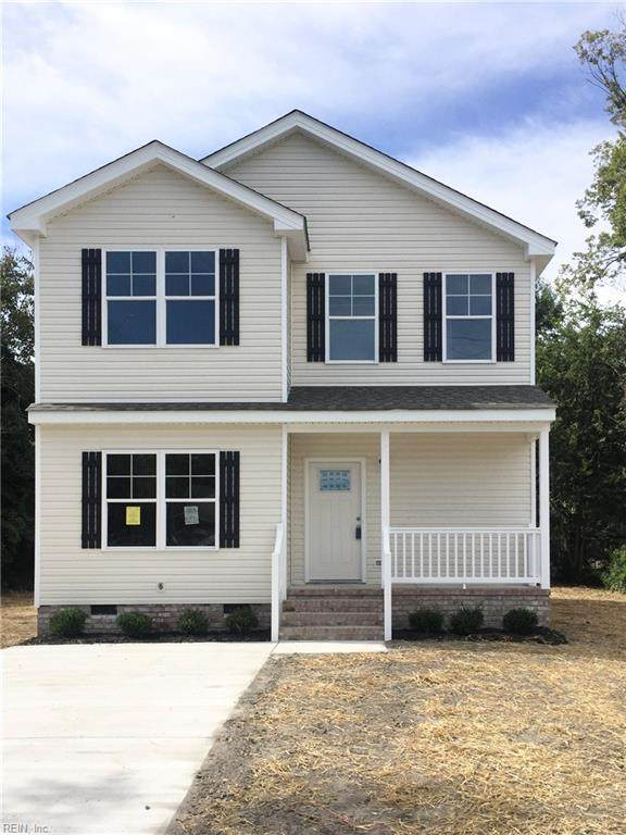 909 Lincoln St, Portsmouth, VA 23704 (#10331761) :: Berkshire Hathaway HomeServices Towne Realty