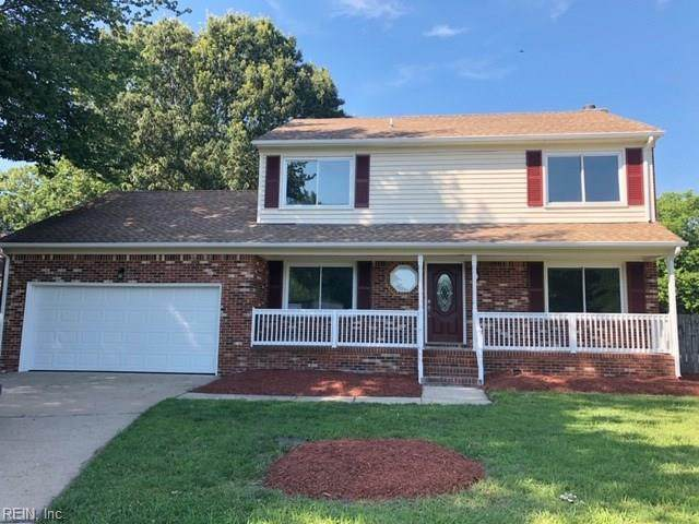 133 Glascow Way, Hampton, VA 23669 (MLS #10332056) :: AtCoastal Realty