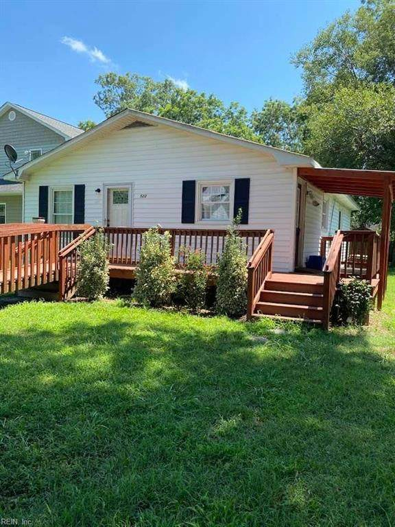 522 12th St, King William County, VA 23181 (#10332092) :: Atkinson Realty
