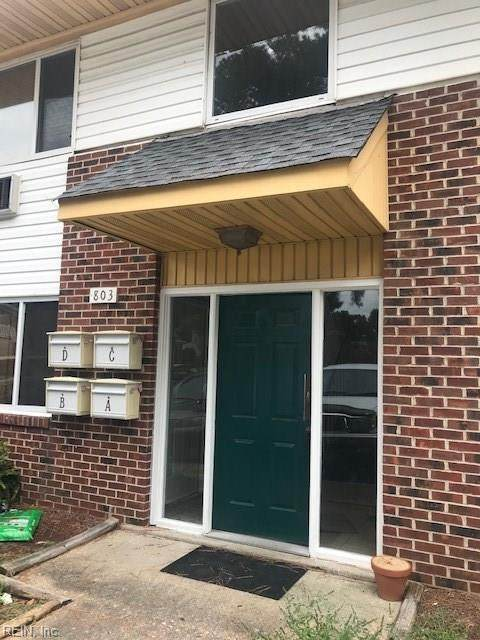 803 W 47th St D, Norfolk, VA 23508 (#10332463) :: Seaside Realty