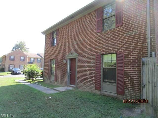 369 Deputy Ln F, Newport News, VA 23608 (#10332702) :: Encompass Real Estate Solutions
