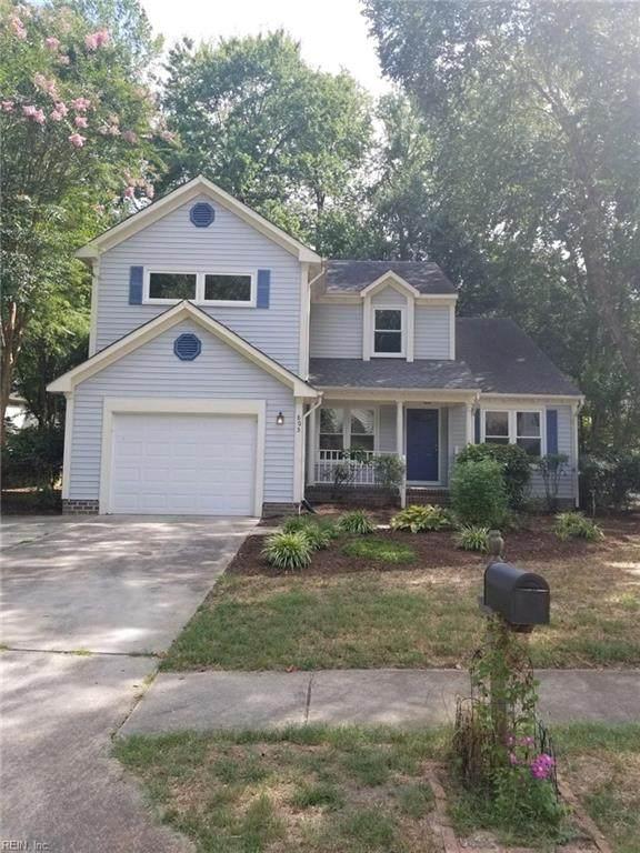 805 Hardwood Dr, Chesapeake, VA 23320 (#10332727) :: Austin James Realty LLC