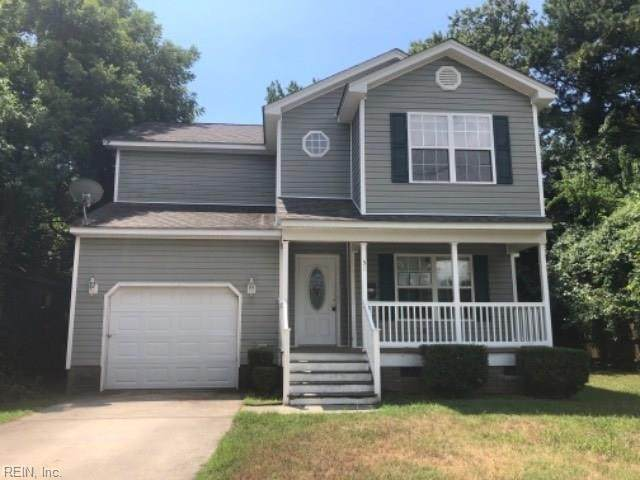 51 Moss Ave, Hampton, VA 23669 (#10333537) :: Austin James Realty LLC