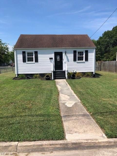 413 Wakefield Ave, Hampton, VA 23661 (#10333542) :: Austin James Realty LLC