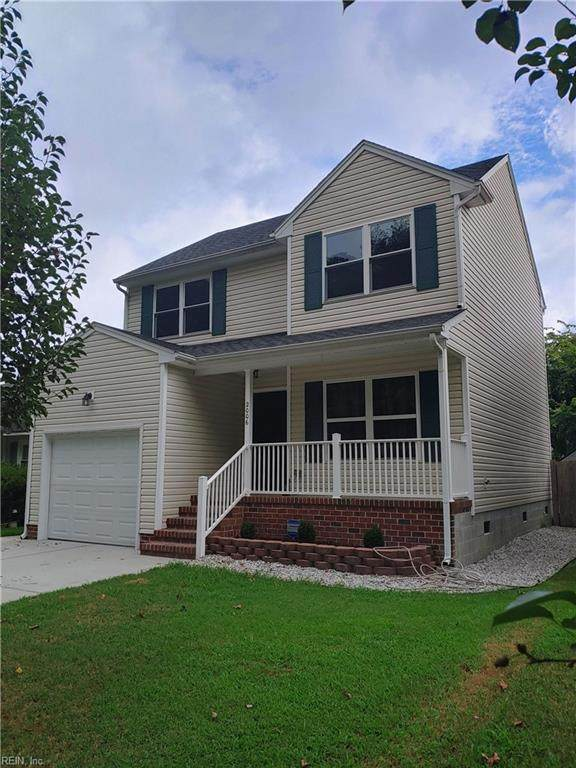 2006 Rokeby Ave, Chesapeake, VA 23320 (#10333570) :: Atlantic Sotheby's International Realty