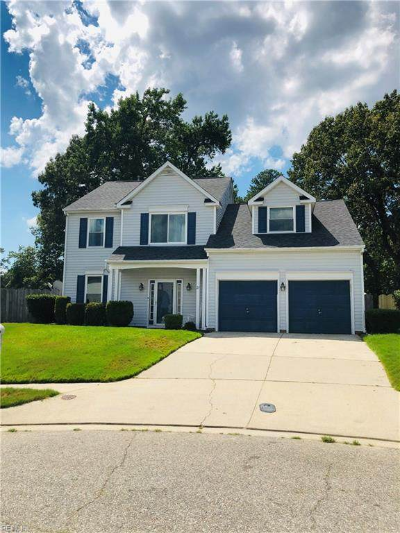21 River Reach Cls, Portsmouth, VA 23703 (#10333656) :: Berkshire Hathaway HomeServices Towne Realty