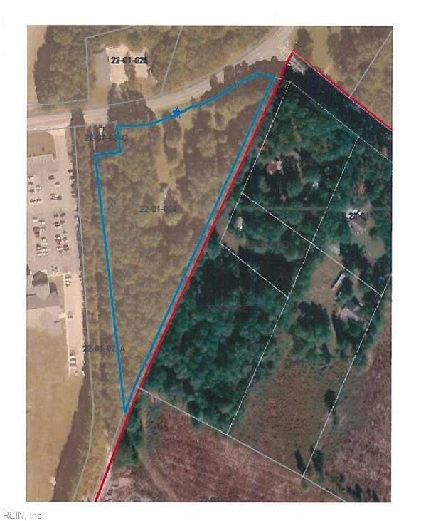 12068 Nike Park Rd, Isle of Wight County, VA 23430 (#10333829) :: Berkshire Hathaway HomeServices Towne Realty