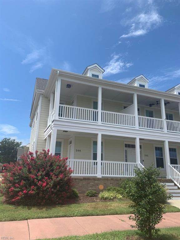 244 S Second St A, Hampton, VA 23664 (#10333882) :: Atkinson Realty