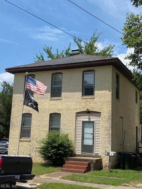 248 Chapel St, Hampton, VA 23669 (#10333988) :: Austin James Realty LLC