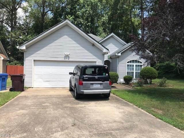 5008 James St, Chesapeake, VA 23321 (#10333993) :: Atkinson Realty
