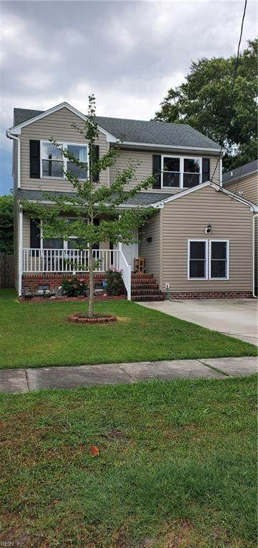 1217 Commerce Ave, Chesapeake, VA 23324 (#10334107) :: Berkshire Hathaway HomeServices Towne Realty