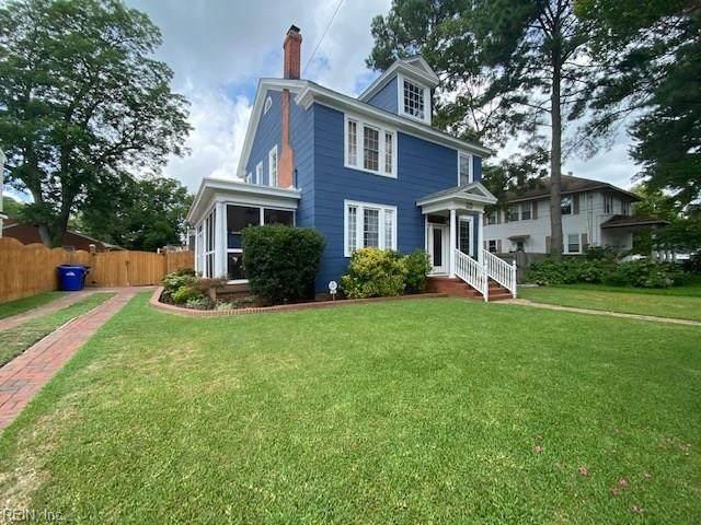 508 Powhatan Ave, Portsmouth, VA 23707 (#10334112) :: Atkinson Realty