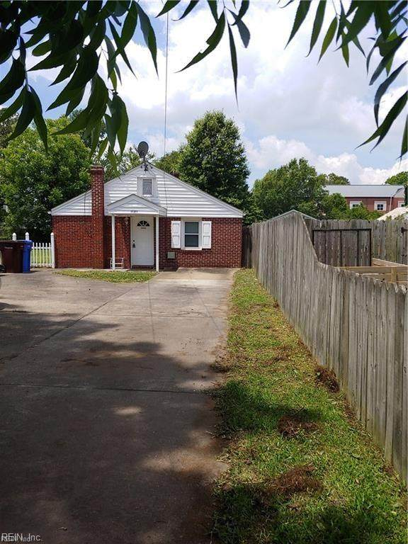 1121 Hawthorne Dr, Chesapeake, VA 23325 (#10334295) :: Momentum Real Estate