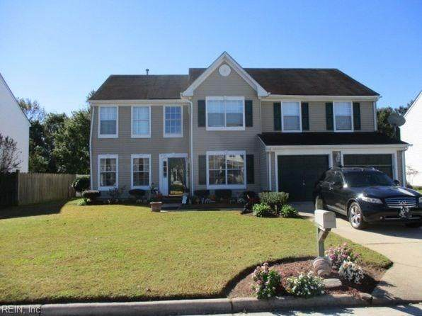 2717 Bear Creek Ln, Chesapeake, VA 23323 (#10334908) :: Austin James Realty LLC