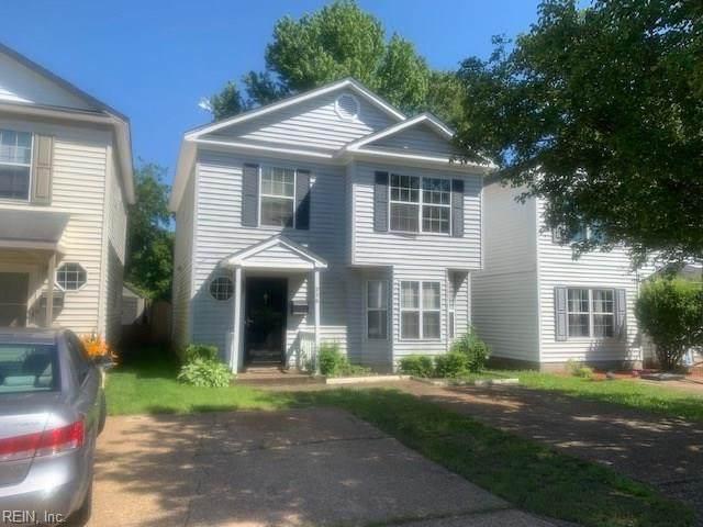 216 South Ave, Newport News, VA 23601 (#10335174) :: Atlantic Sotheby's International Realty
