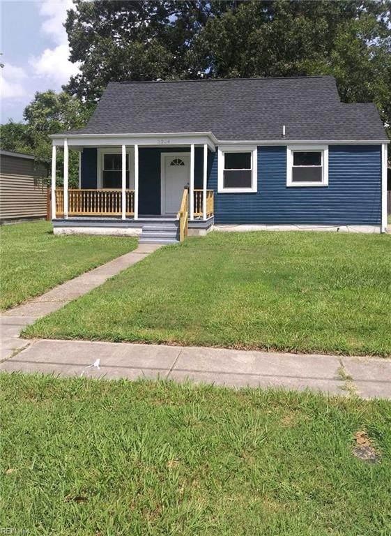 3204 Brighton St, Portsmouth, VA 23707 (#10335567) :: Berkshire Hathaway HomeServices Towne Realty