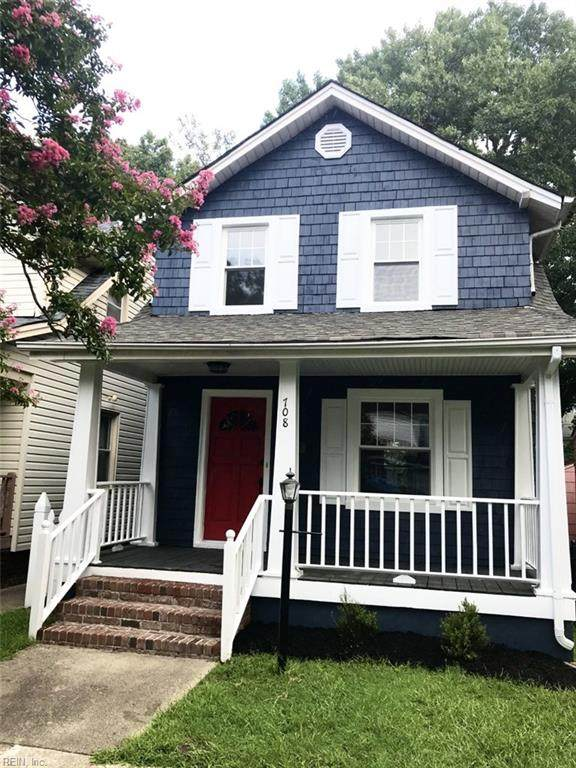 708 W 31st St, Norfolk, VA 23508 (#10335708) :: AMW Real Estate