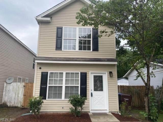2214 Sparrow Rd, Chesapeake, VA 23320 (#10335923) :: Rocket Real Estate