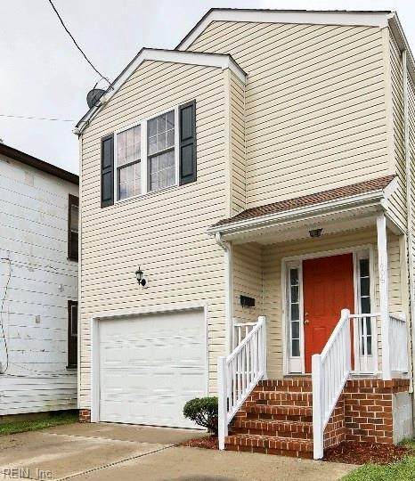 1406 Bainbridge Blvd, Chesapeake, VA 23324 (#10335960) :: Rocket Real Estate