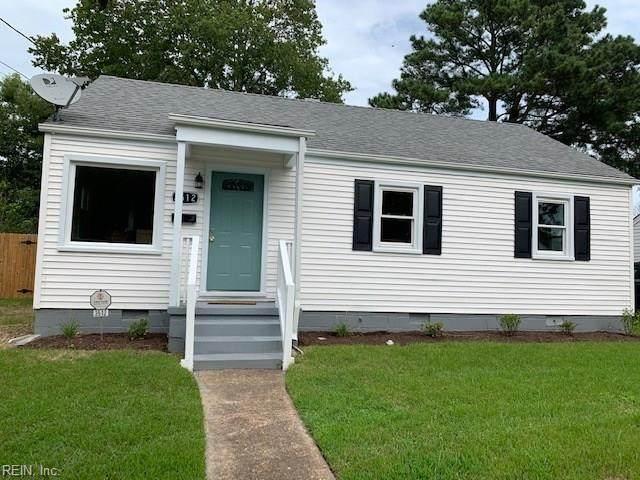 3512 Bessie St, Norfolk, VA 23513 (#10337123) :: Gold Team VA