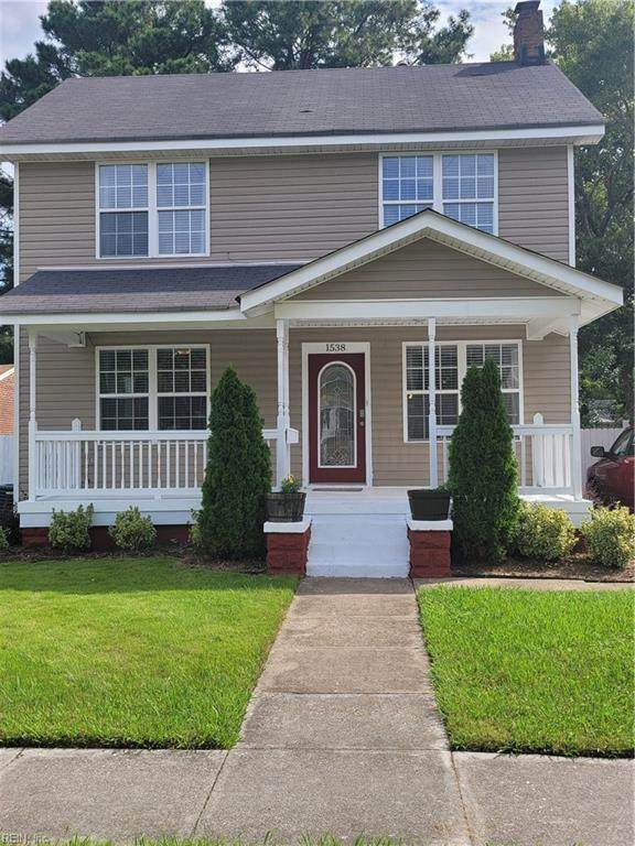 1538 Halstead Ave, Norfolk, VA 23502 (#10337152) :: Berkshire Hathaway HomeServices Towne Realty